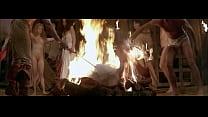Jennifer Jason Leigh and Susan Tyrelll Flesh and Blood 1985