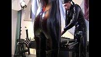 Slutty Slave Girl Pleasing Her Master
