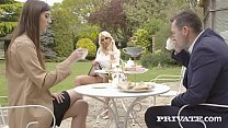 Private.com - Top Heavy Milf Tiffany Rousso Fucked By Waiter image