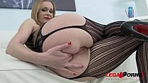Screenshot Hot Russian Milf Nika Double Anal Training