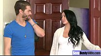 Hard Style Sex On Tape With Big Melon Tits Hot Mommy (farrah dahl) movie-14