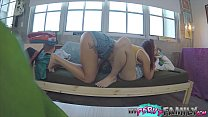 Watching My Lesbian Sister Lick Her Best Friends Pussy Image