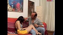 sex in Italian family - daughter does blowjob t... thumb