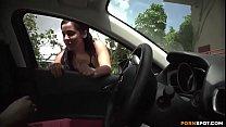 {roxi lloyd xxx} Flash Dick To A Girl On Car thumbnail