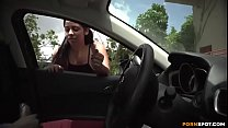 {roxi lloyd xxx} Flash Dick To A Girl On Car thumbnail