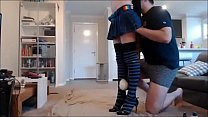 Maluantysex - sissy slave hard training thumbnail