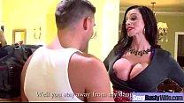 Hard Sex Tape With Horny Mature Busty Lady (ariella ferrera) vid-05