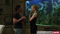 (Naughty Escort, Kayden Kross) knows how to work a cock - Digital Playground image