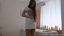 RubATeen Smalltits European teen Amanda massage parlor fucked pornhub video