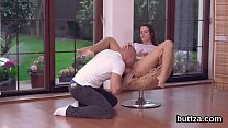 Breathtaking  Tight Teen Gets Her Soft Snatch And Small Butthole Penetrated