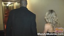 Hubby Films Wife Date With Black Man - Interracial Creampie