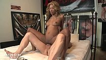 ebony slut loves white cock