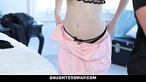 DaughterSwap - Gothic Sluts Fucked By BFFS dad pt.1 - 9Club.Top