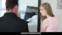 DaughterSwap - Gothic Sluts Fucked By BFFS dad pt.1 image