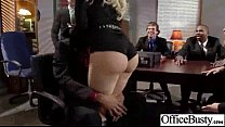 Sexy Horny Girl (kagney linn karter) With Big Tits Riding Cock In Office movie-20