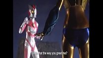 Screenshot Ultramen ngento t