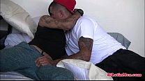 Dick slapped latin thug Vorschaubild