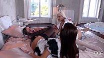 Dreamteam Threesome with Ultra Sexy Nurse Blanche Bradbury and Alexis Brill Vorschaubild