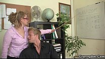 Office lady fucks her employee Preview