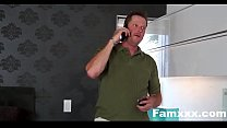 Cute Gf Fucks Father In Law On Thanksgiving | Famxxx.com