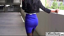 (amia miley) Slut Girl With Big Round Tits Get Bang hard In Office mov-2