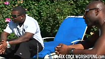 I Want To Take Two Big Black Cocks At The Same Time