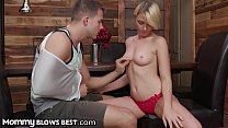 MILF Cougar Marie McCray Is Starving For Stepso