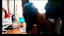 fuck my office colleague part 1 - LeakedWebcam.com image