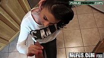 Pro Caprice1 - Brunette Caprice Sucks Like a - Public Pick Ups tumblr xxx video