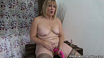 Florida milf Rebecca needs getting off for star...