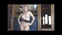 Slutty Sammi in Pantyhose video