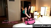 Most Erotic Girl On Girl Massage Experience 24