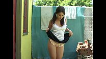 The girl with the magic panties Thumbnail