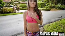 Mofos - Share My BF - (Cassidy Banks) - Blindfolded Jogger Threesome - 9Club.Top