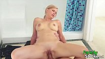 Whore MOM Hangs with Son - FamilyStroke.net