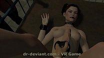 Huge Dildo Fun With Dr Deviant BDSM Sluts   VR