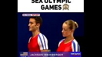 Sex Olympic Gymnastics And Weightlifting