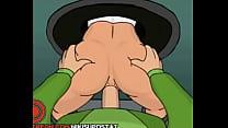 Futurama Leela glory hole Preview
