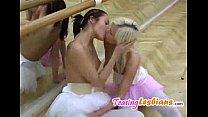 Lesbians Ballet like mila kunis and natalie portman in black swan