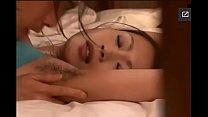 Maki Tomoda's hairy armpits licked and large nipples sucked 2