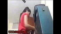 Indian Girl changing Clothes hidden cam - www.c...