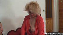 6795 My wifes mother sucks and rides preview