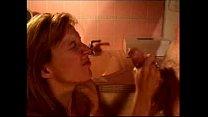 Slut Mom - Handjob in Bathroom