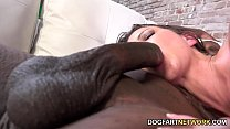 Brooklyn Chase Fucks Two Black Guys To Please Her Hubby صورة