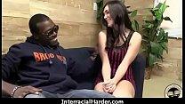 White Girls Freaky For Black Dicks 23