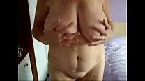 Enjoy hot body of my nude mature mom. Stolen video thumbnail