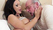 Samantha Rebeka Loves Older Guys video
