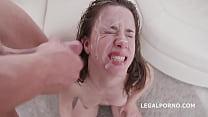 hq indian porn, 10 on 1 Gang Bang for ultra slut Gabriella Lati   10 Swallows! thumbnail