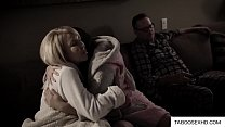 Father Fuck Daughter While Mom Sleeps