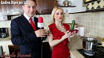 Rossella visconti: sex in the kitchen con andrea diprè ◦ bukakke sluts thumbnail